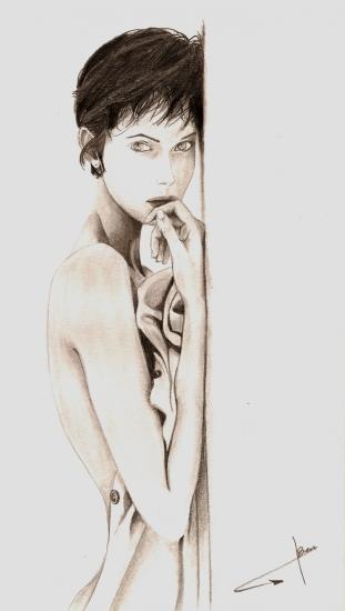 Heather Graham par Buhrne